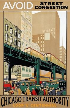 Variety of Train Posters New York City Subway USA Artcards