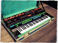 ARP Quadra (1978) #1970s #vintage #synth #synthesizer #retro
