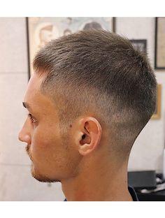 Trending Hairstyles For Men, Haircuts For Men, Jarhead Haircut, Asian Man Haircut, Asian Hair, Short Hair Styles, Hair Cuts, Hair Beauty, Mens Fashion