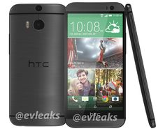 New HTC One (M8) leaks out in gray and silver [Updated]