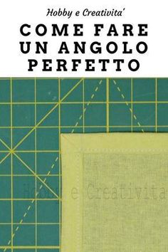 Come fare un angolo perfetto Hobby Lobby Wall Art, Hobby Room, Sewing Hacks, Sewing Tutorials, Childhood Asthma, I Need A Hobby, Hobby Lobby Christmas, Picture Blog, Great Hobbies