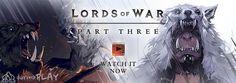 World of Warcraft'ın beş bölümlük mini serisi Lords of War, Dark Portal'ın oluşumundan önce Dreanor'da yaşanan savaşları ve savaşlarda başrolleri üstlenen kahramanları anlatıyor  Serinin ilk bölümünde Shattered Hand'in lideri Kargath Bladefistanlatılıyordu http://over.tc/world-of-warcraft-lords-of-warin-3-blmn-yayinladi/3620