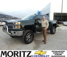 Our experience at Moritz Chevrolet was fantastic !! Our sales person was Kathryn Underwood She did a fabulous job and what I liked the most was that she was there willing to help us with anything we needed.Thanks again to everyone at Moritz, - Rod & Teri Techmeyer, Thursday, December 04, 2014 http://www.moritzchevrolet.com/?utm_source=Flickr&utm_medium=DMaxxPhoto&utm_campaign=DeliveryMaxx