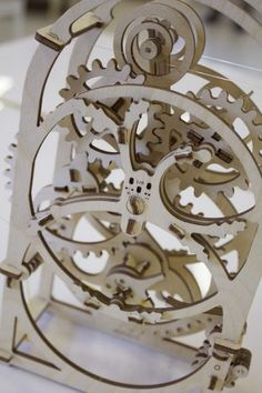 UGEARS TIMER - UGEARS 3D *HOLZPUZZLE*