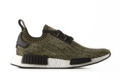 """adidas' NMD Receives the """"Olive Camo"""" Treatment"""