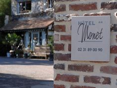 Hotel Monet - Our accomodation in Honfleur Monet, Europe, France, Normandy, Brittany, French Resources