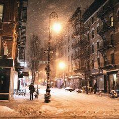 New York City Feelings - Lower East Side, New York City by Vivienne Gucwa