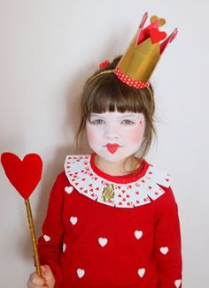 World Book Day: Queen of Hearts Costume – Little Button Diaries queen of hearts duck tape costume for world book day Diy Girls Costumes, Book Costumes, World Book Day Costumes, Book Week Costume, Children Costumes, Teacher Costumes, Family Costumes, Group Costumes, Character Halloween Costumes