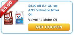 Rare Coupon for Valvoline Motor Oil  http://ginaskokopelli.com/rare-coupon-for-valvoline-motor-oil/