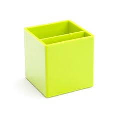 lime green office accessories. Lime Green Pen Cup. Cool Office SuppliesWhite Lime Green Office Accessories N