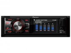 DVD Automotivo Pioneer DVH-7880AV - Tela 3 Entrada Auxiliar e USB com as melhores condições você encontra no Magazine Tonyroma. Confira!