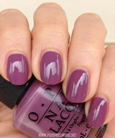 OPI Miss Universe 2013 - I'm Feeling Sashy