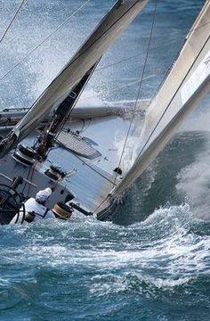 Exhilarating sailing! _________________________ WWW.PACKAIR.COM