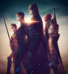 #DC #Batfamilypic.twitter.com/lPfPbqQTOG