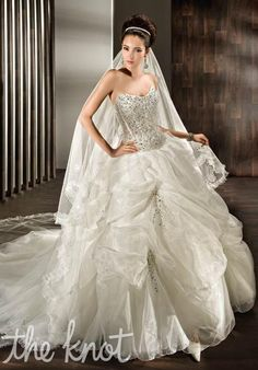 Demetrios 2851 Wedding Dress - The Knot