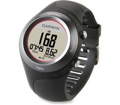 """(CLICK IMAGE TWICE FOR DETAILS AND PRICING) Garmin Forerunner 410 Watch Only -R Garmin Forerunner 410 World Wide 0. """"Forerunner 410 Refurbished Includes One Year Warranty, The Garmin Forerunner410 World Wide is the easiest way to track your training. There s virtually no setup required, so you can jus.... See More Heart Rate Monitors at http://www.ourgreatshop.com/Heart-Rate-Monitors-C394.aspx"""