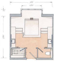 Un baño perfecto para relajarse · ElMueble.com · Cocinas y baños