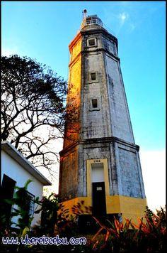 The Depicts Of Lighthouse – Parola Ng Bagacay Point: Liloan, Cebu