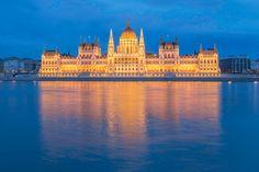 Budapest är en av de vackraste städerna i Europa: vad kan du besöka?