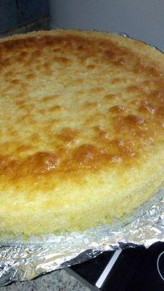 Zitronenkuchen mit Sauerrahm 1