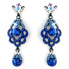 I want to have blue accessories