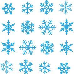 Christmas Rock, Christmas Nails, Christmas Crafts, Painting Snowflakes, Paper Snowflakes, Snow Flake Tattoo, Diy And Crafts, Paper Crafts, Christmas Drawing
