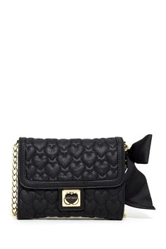 Be my Sweetheart Crossbody by Betsey Johnson on @nordstrom_rack