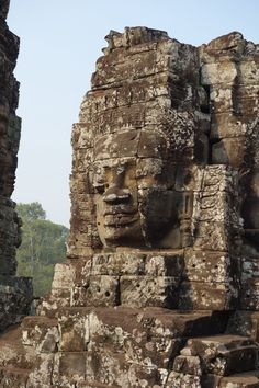 Angkor temple. Cambodia.