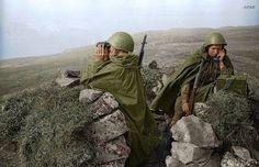 The Great Patriotic War in color / Великая Отечественная война в цвете