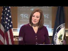 (VIDEO) Periodistas se ríen de la vocera del Departamento de Estado cuando dijo que EEUU no apoyaba golpes de Estado