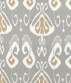 Portfolio Bansuri Slate Fabric - $31.45   onlinefabricstore.net