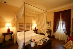 a romantic cloister room  - Park Hotel ai Cappuccini- Gubbio