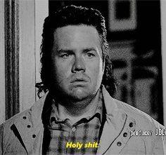 """The Walking Dead Season 6 Episode 1 """"First Time Again"""" Eugene Porter"""