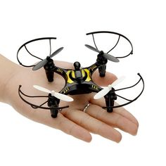 JUNCHENG 3015 - 2 Mini Drone 3D Flip Fly 6 Axis Gyro 2.4G 4CH RC Quadcopter