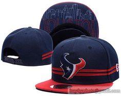 Houston Texans Snapbacks Caps Retro Flat Hat A Stripe dfec79ae3