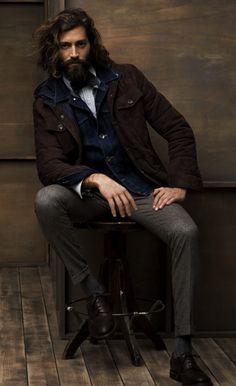 Men's Hair / Beard / Men's Style