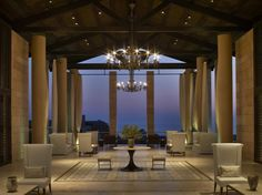 Lobby - Costa Navarino - Greece