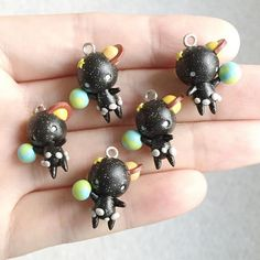 Guess what? 5 more Galaxy boys for my shop. For those who are new to my account I do etsy shop updates in bulk once a month so if there's nothing on it right now it's in the midst of a very slow restock
