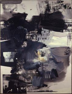 Robert Rauschenberg, Overcast II, 1962