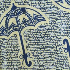 Wax Print Fabric - African Wax Print Fabric #202  [][] juxtaposition of object and place