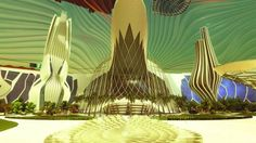 """The United Arab Emirates revealed plans to build a city on Mars in 100 years. Announced at the World Government Summit in Dubai, """"Mars a long-term project to build and populate a city on Mars over the Astronomy Terms, Dubai Design Week, Revit Family, Arab States, Human Settlement, World Government, Aircraft Design, United Arab Emirates, Mars"""