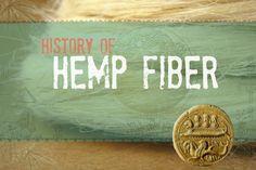 Hemp History Week - All about the history of hemp fiber