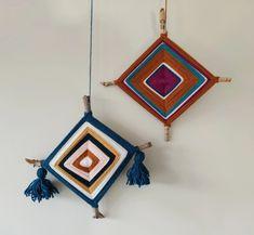 Pinnevev – Hva skal vi lage School Murals, Tassel Necklace, Tassels, Drop Earrings, Jewelry, Threading, Jewlery, Jewerly, Schmuck