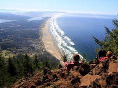Climb this Oregon mountain of the gods on the northern Oregon Coast