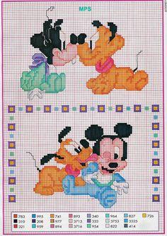 Pateta Pluto e Mickey