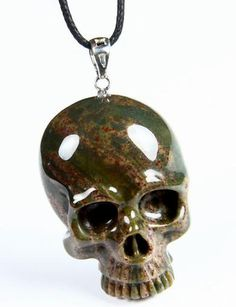 Bloodstone crystal skull pendant clothes pinterest crystal bloodstone crystal skull pendant aloadofball Choice Image