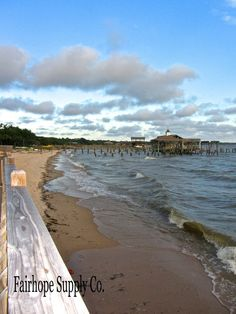 Downtown Fairhope Alabama Beaches In The World