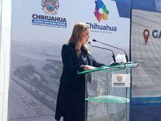 "<p><span style=""font-size: 10pt; font-family: Arial, sans-serif;"">Chihuahua, Chih.- La presidentamunicipal, María Eugenia Campos"