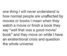books. just books.