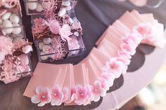 cherry blossom favors